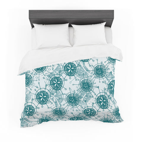 "Anchobee ""Satellite"" Featherweight Duvet Cover"