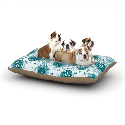 "Anchobee ""Satellite"" Dog Bed - KESS InHouse  - 1"