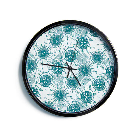 "Anchobee ""Satellite""  Modern Wall Clock"