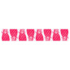 "Anchobee ""Pinya Neon Pink"" Magenta Pattern Table Runner - KESS InHouse  - 1"