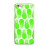 "Anchobee ""Pinya Neon Green"" Lime Pattern iPhone Case - KESS InHouse"