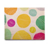 "Anchobee ""Eolo"" Multicolor Circles Birchwood Wall Art - KESS InHouse  - 1"