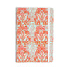 "Amy Reber ""Baroque"" Orange Pattern Everything Notebook - KESS InHouse  - 1"