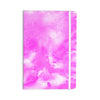 "Ashley Rice ""AC5"" Abstract Pink Everything Notebook - KESS InHouse  - 1"