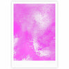 "Ashley Rice ""AC5"" Abstract Pink Fine Art Gallery Print - KESS InHouse"