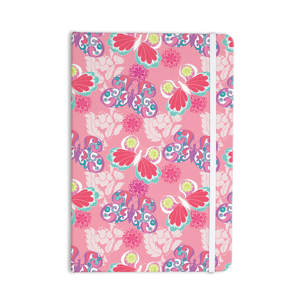 "Anneline Sophia ""Baroque Butterflies"" Everything Notebook - KESS InHouse  - 1"