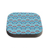 "Anneline Sophia ""Bows"" Coasters (Set of 4)"