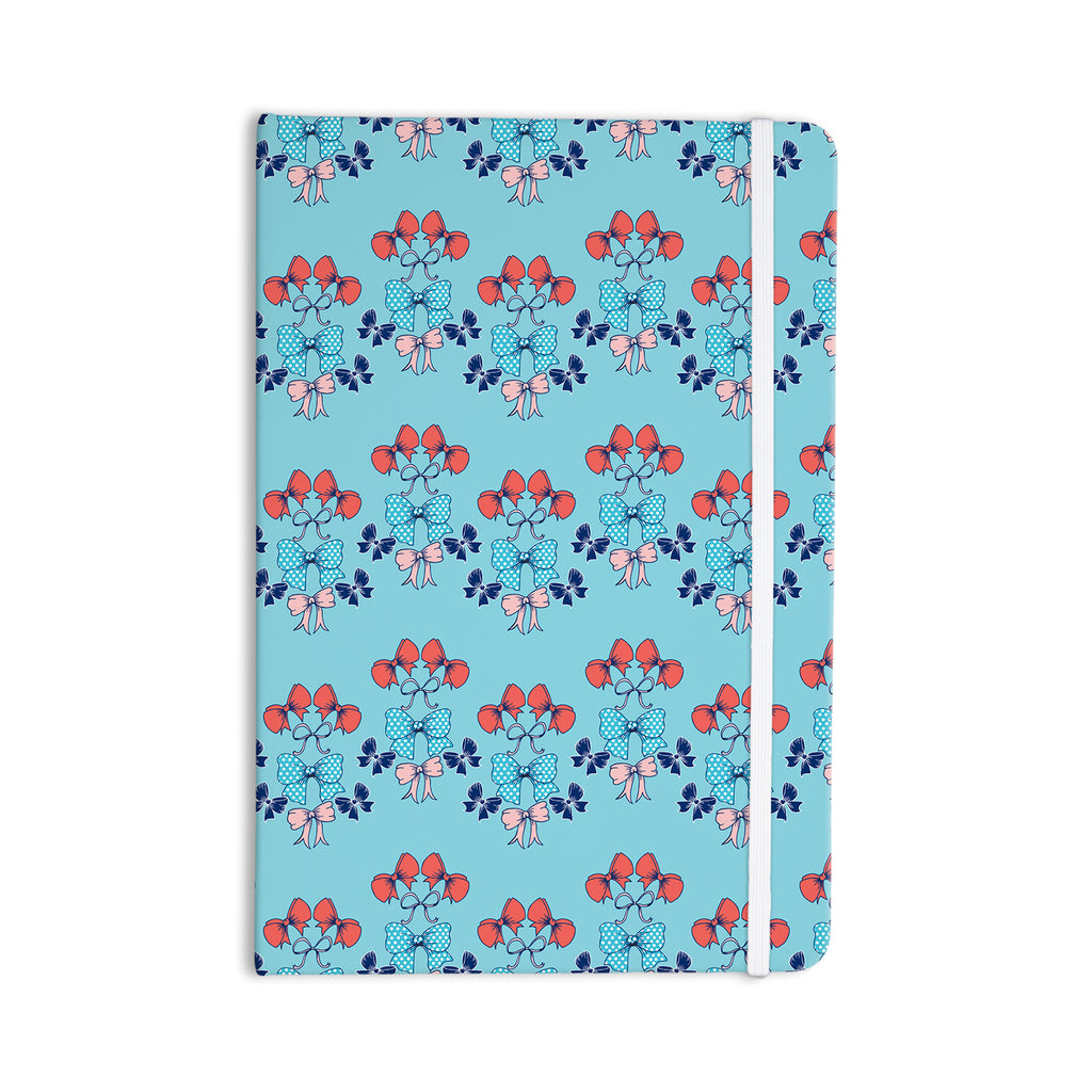 "Anneline Sophia ""Bows"" Everything Notebook - KESS InHouse  - 1"