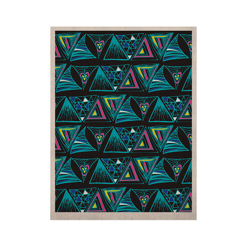 "Anneline Sophia ""It's Complicated"" KESS Naturals Canvas (Frame not Included) - KESS InHouse  - 1"