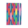 "Anneline Sophia ""Blanket"" Rainbow Tribal Everything Notebook - KESS InHouse  - 1"