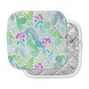 "Anneline Sophia ""Fern Forest"" Blue Teal Pot Holder"