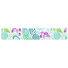 "Anneline Sophia ""Fern Forest"" Blue Teal Table Runner - KESS InHouse  - 1"