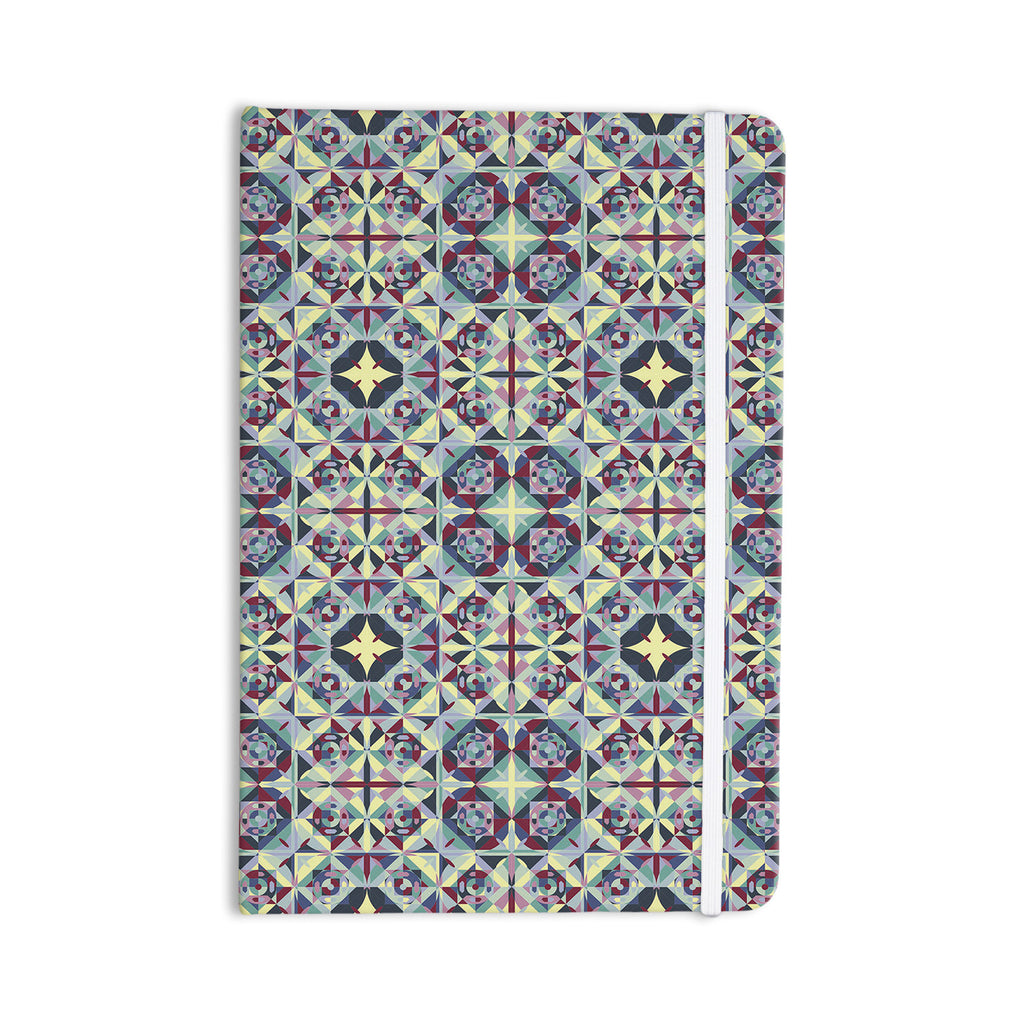 "Allison Soupcoff ""Curiousity"" Purple Everything Notebook - KESS InHouse  - 1"
