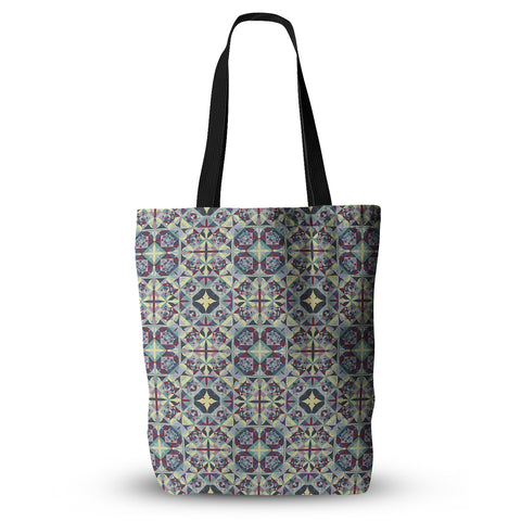 "Allison Soupcoff ""Curiousity"" Purple Everything Tote Bag - KESS InHouse  - 1"