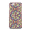 "Allison Soupcoff ""Plum Lace"" Green Purple iPhone Case - KESS InHouse"