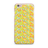 "Allison Soupcoff ""Chevron Pop "" Yellow Pattern iPhone Case - KESS InHouse"
