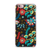"Agnes Schugardt ""Wycinanka"" Black Abstract iPhone Case - KESS InHouse"