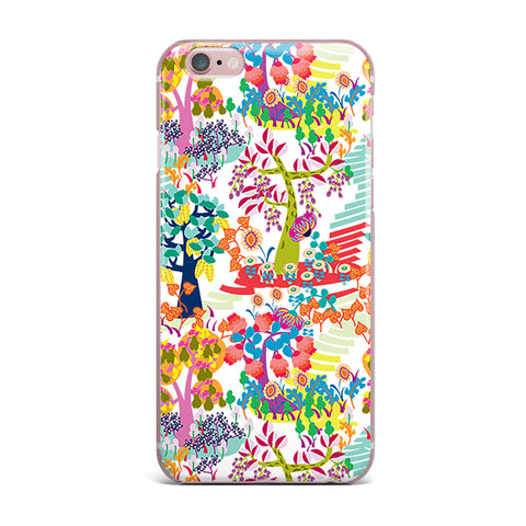 "Agnes Schugardt ""Fruit of the Earth"" Multicolor Nature iPhone Case - KESS InHouse"