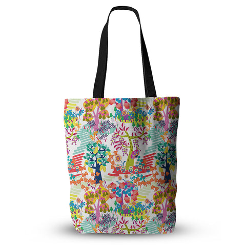 "Agnes Schugardt ""Fruit of the Earth"" Tote Bag - Outlet Item"