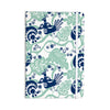 "Agnes Schugardt ""Folk Birds"" White Vector Everything Notebook - KESS InHouse  - 1"