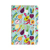 "Agnes Schugardt ""Garden Song"" Blue Food Everything Notebook - KESS InHouse  - 1"