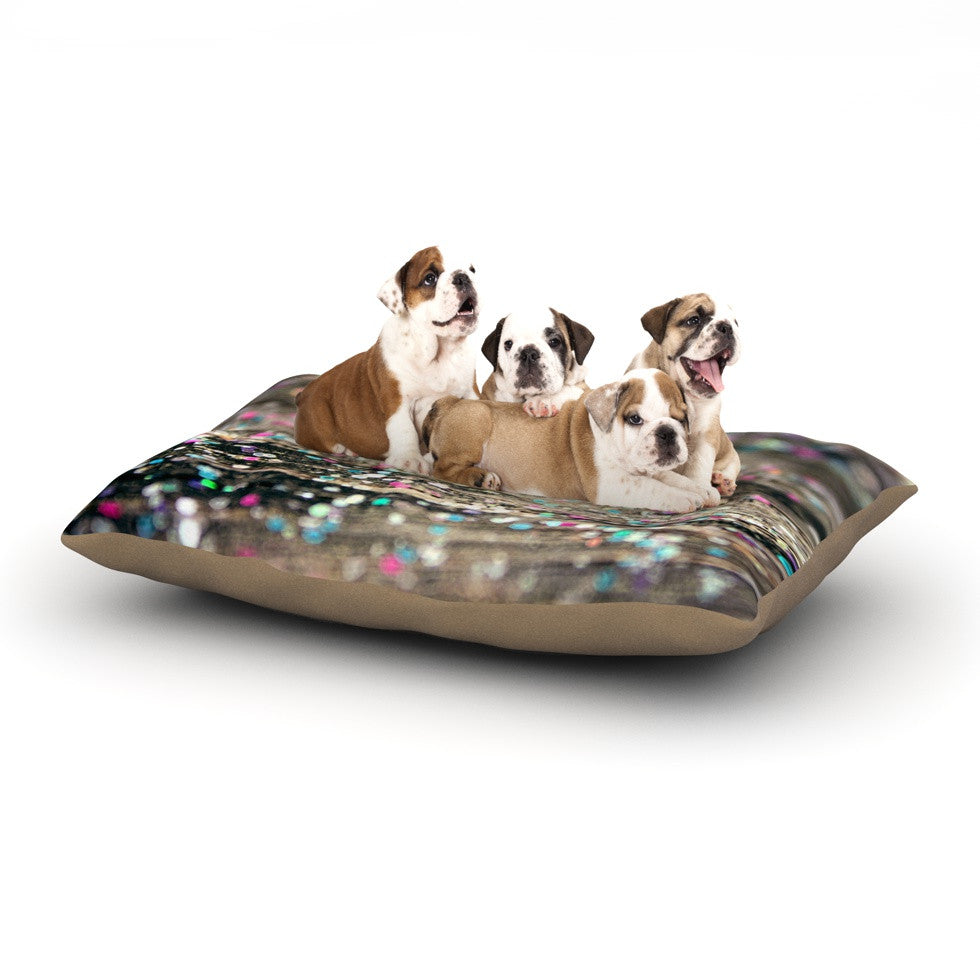"Beth Engel ""After Party"" Dog Bed - KESS InHouse  - 1"