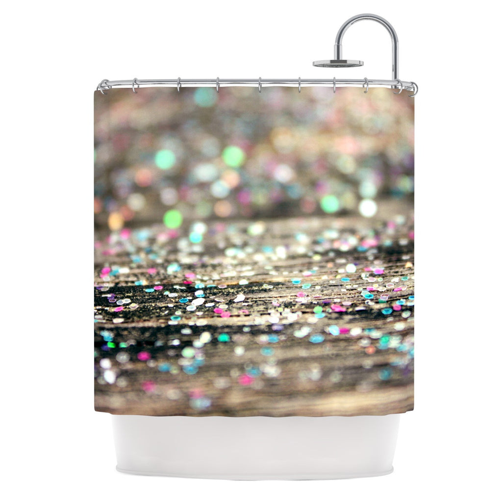 "Beth Engel ""After Party"" Shower Curtain - KESS InHouse"