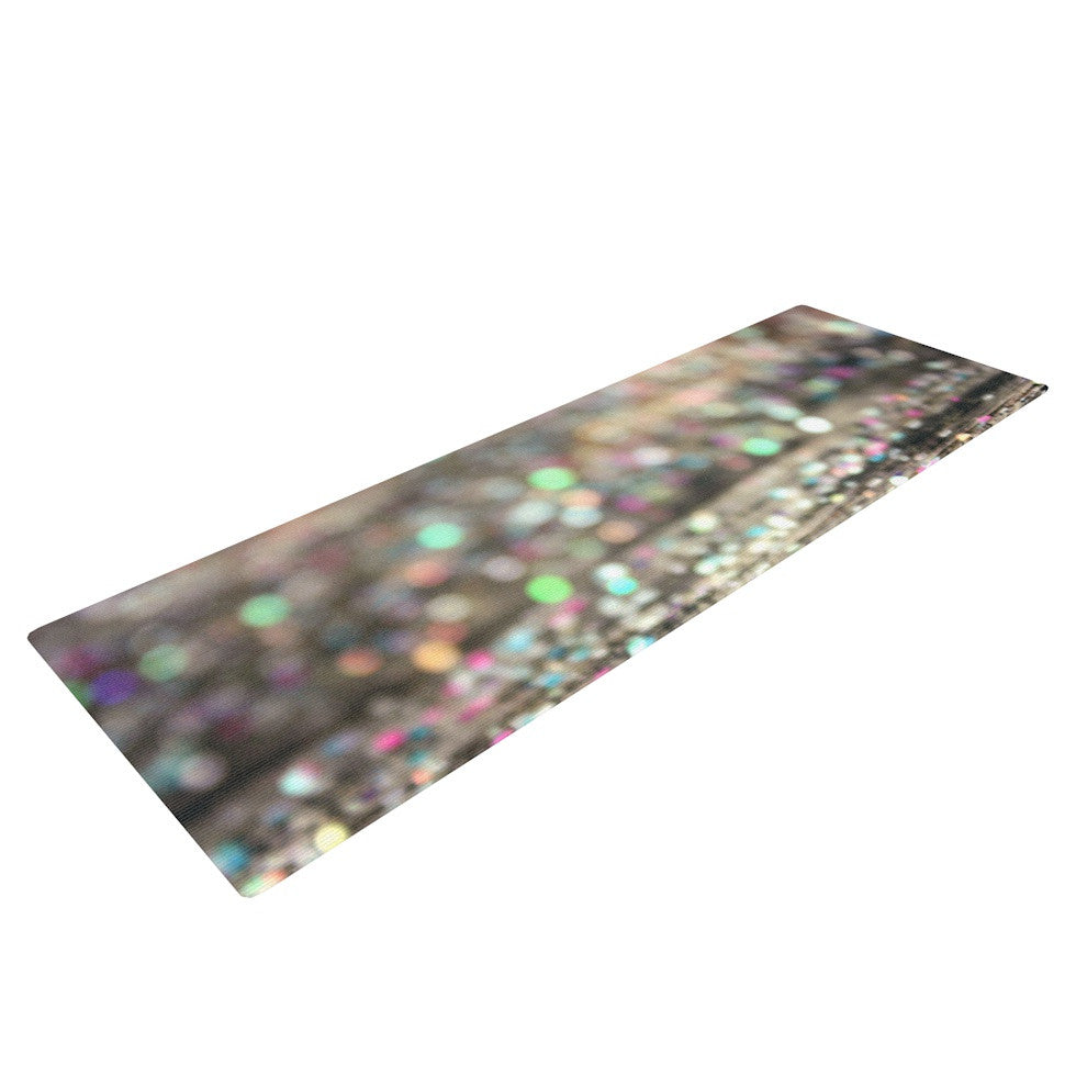 "Beth Engel ""After Party"" Yoga Mat - KESS InHouse  - 1"