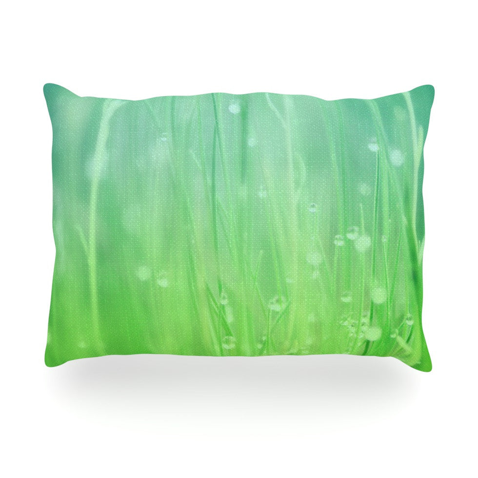 "Beth Engel ""Magic Happens Here"" Oblong Pillow - KESS InHouse"
