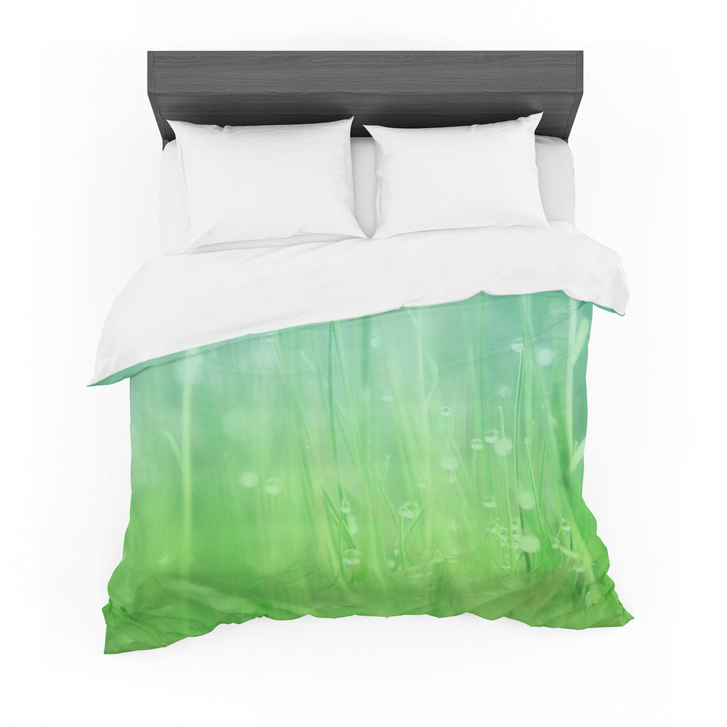 "Beth Engel ""Magic Happens Here"" Featherweight Duvet Cover"