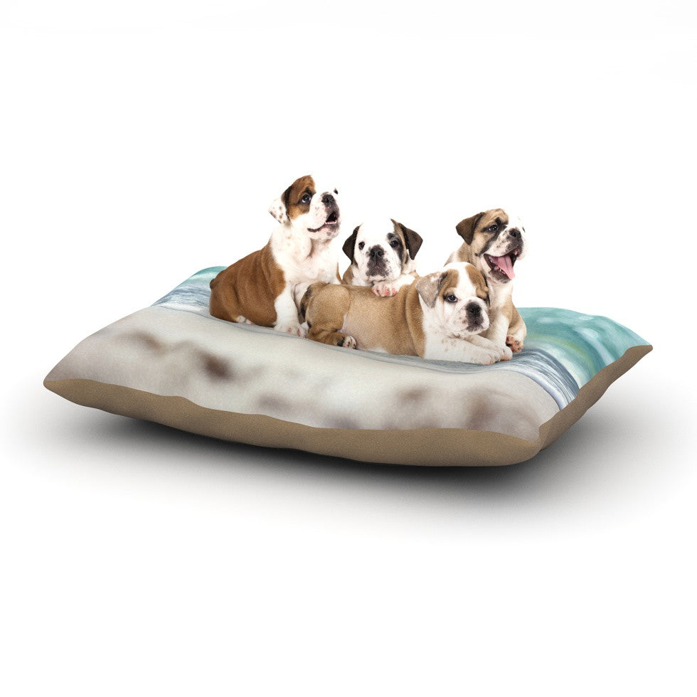 "Beth Engel ""Serenity"" Dog Bed - KESS InHouse  - 1"