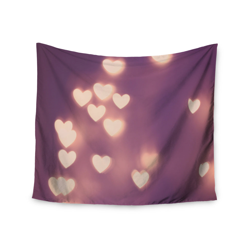 "Beth Engel ""Your Love is Electrifying"" Wall Tapestry - KESS InHouse  - 1"