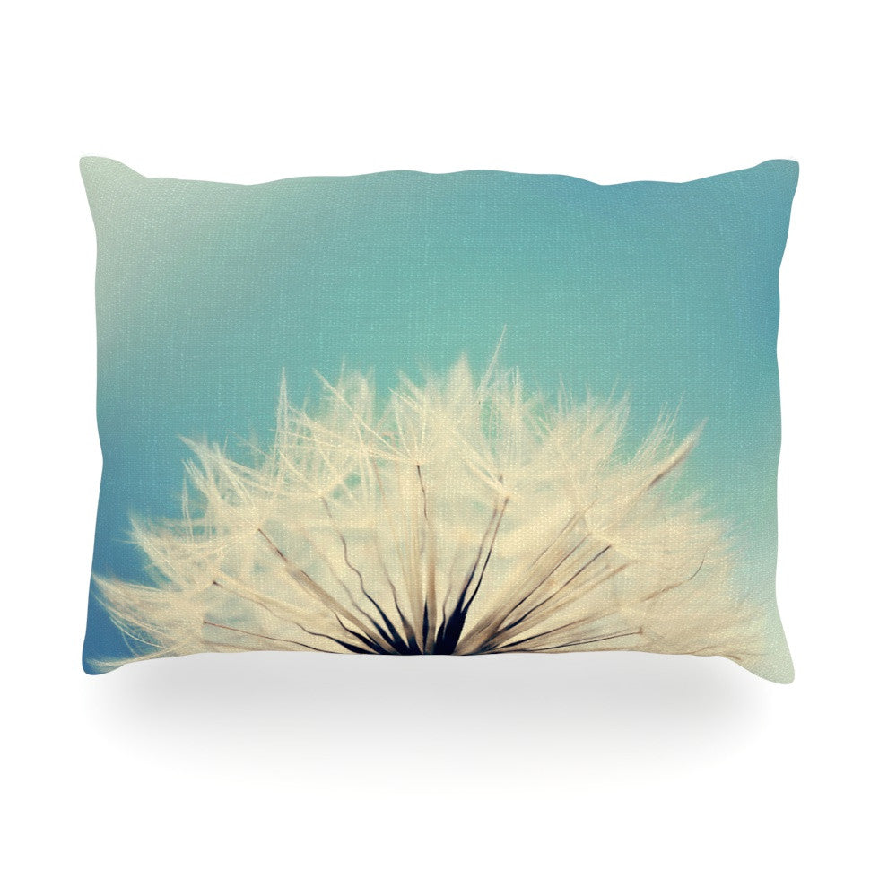 "Beth Engel ""Shes a Firecracker"" Oblong Pillow - KESS InHouse"