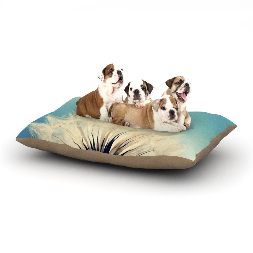"Beth Engel ""Shes a Firecracker"" Dog Bed - KESS InHouse  - 1"
