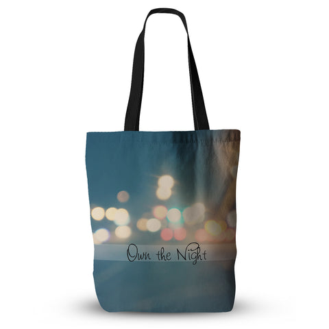 "Beth Engel ""Own the Night""  Everything Tote Bag - Outlet Item"