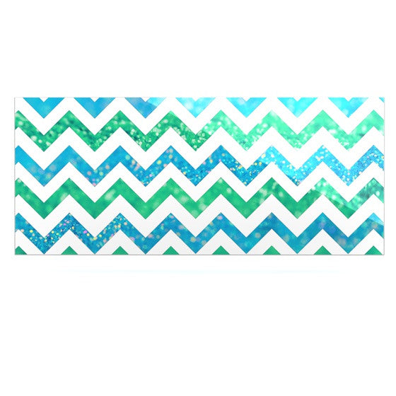 "Beth Engel ""By The Sea"" Luxe Rectangle Panel - KESS InHouse  - 1"
