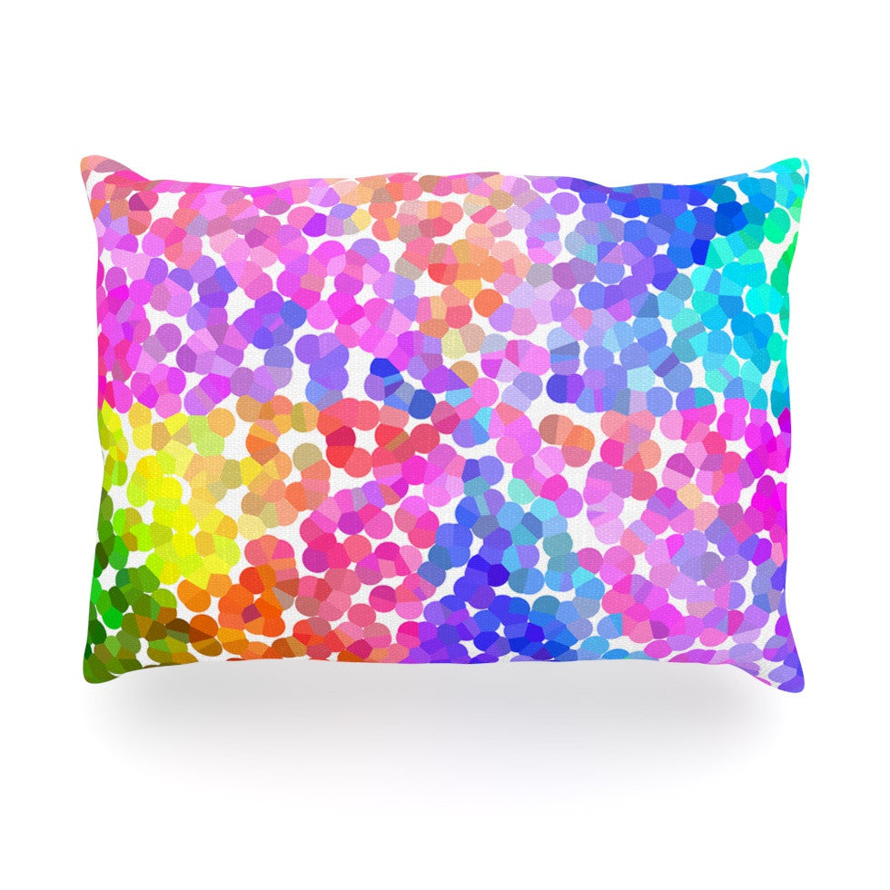 "Beth Engel ""Searching"" Oblong Pillow - KESS InHouse"