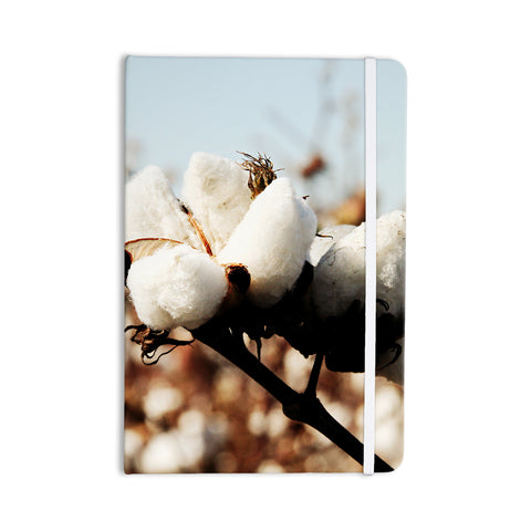 "Beth Engel ""Southern Snow"" Cotton Everything Notebook - KESS InHouse  - 1"
