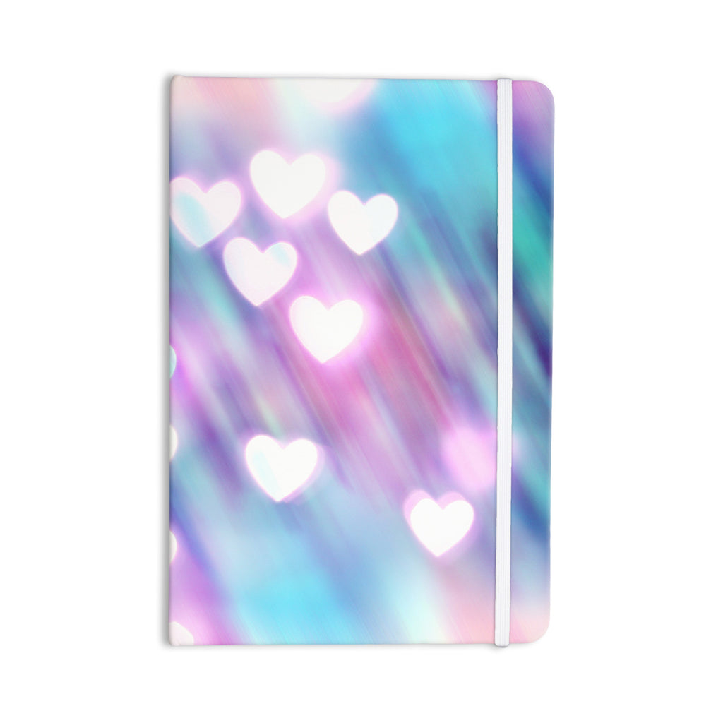 "Beth Engel ""Your Love is Sweet Like Candy"" Heart Everything Notebook - KESS InHouse  - 1"