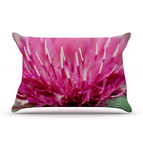 "Beth Engel ""Frosted Tips"" Pillow Sham - KESS InHouse"