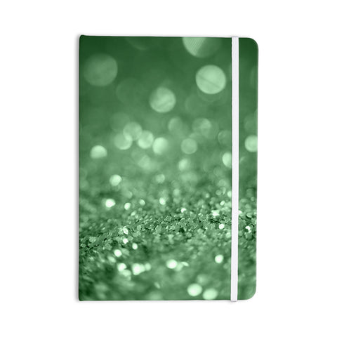 "Beth Engel ""Lucky Shamrock"" Everything Notebook - KESS InHouse  - 1"