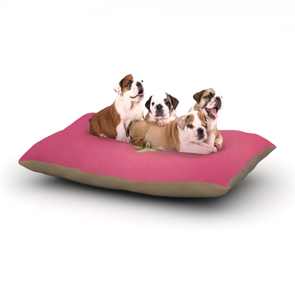 "Beth Engel ""Make Your Love Sparkle"" Dog Bed - KESS InHouse  - 1"