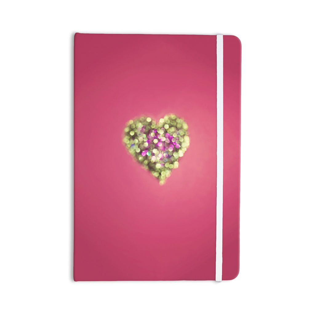 "Beth Engel ""Make Your Love Sparkle"" Everything Notebook - KESS InHouse  - 1"
