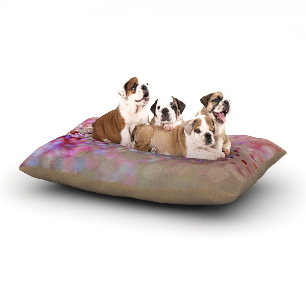 "Beth Engel ""Princess Confetti"" Dog Bed - KESS InHouse  - 1"
