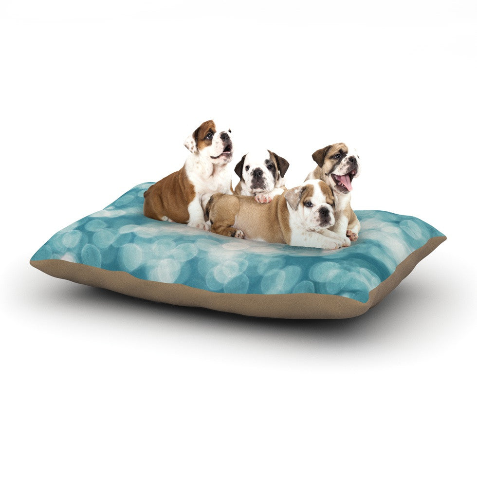 "Beth Engel ""Snow Princess"" Dog Bed - KESS InHouse  - 1"