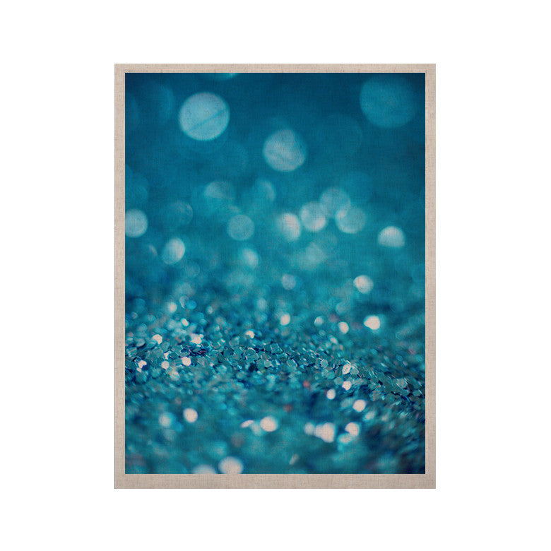 "Beth Engel ""Swimming"" KESS Naturals Canvas (Frame not Included) - KESS InHouse  - 1"