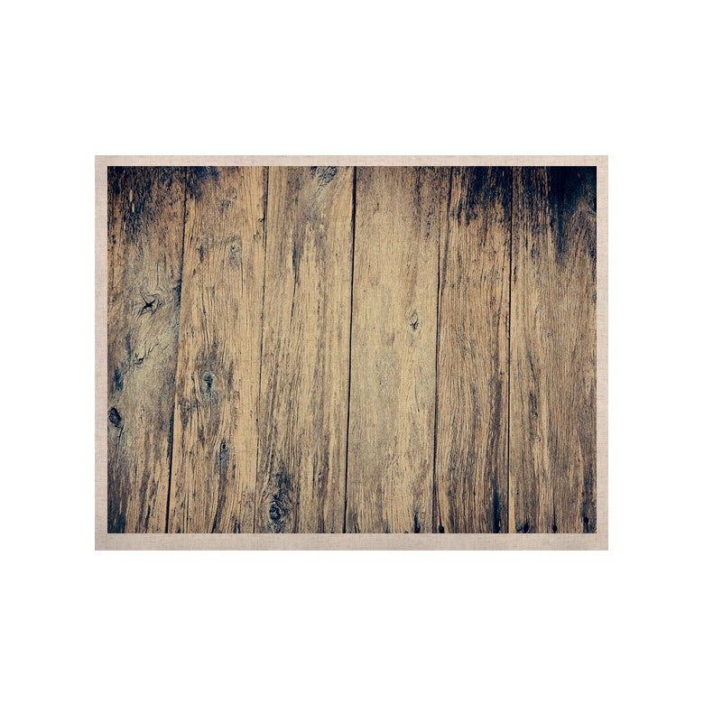 "Beth Engel ""Wood Photography II"" KESS Naturals Canvas (Frame not Included) - KESS InHouse  - 1"