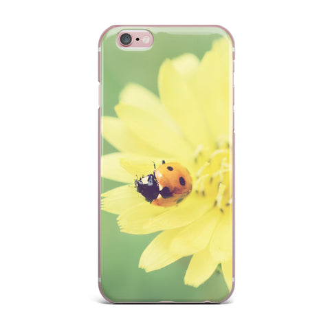 "Beth Engel ""Little Lady"" Ladybug iPhone Case - KESS InHouse"