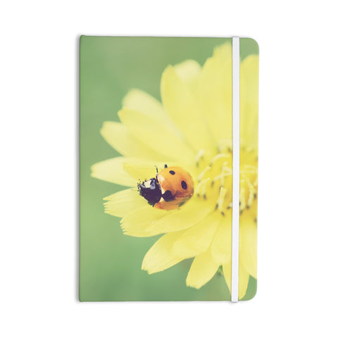 "Beth Engel ""Little Lady"" Ladybug Everything Notebook - KESS InHouse  - 1"