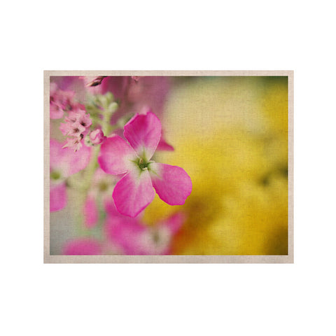 "Beth Engel ""Lucky One"" Floral Photography KESS Naturals Canvas (Frame not Included) - KESS InHouse  - 1"